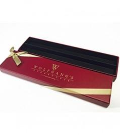 Wolfgang'sSteakhouse ナイフ用ギフトパッケージ